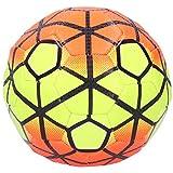 DAUERHAFT Balón de fútbol de 5.5 Pulgadas, Resistente al Desgaste, Suave, para Estudiantes Que juegan