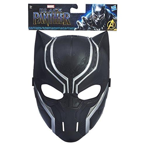 Black Panther- Máscara Básica (Hasbro E0875EU4)