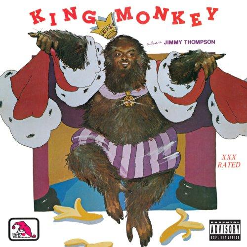 King Monkey cover art