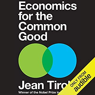 Economics for the Common Good audiobook cover art