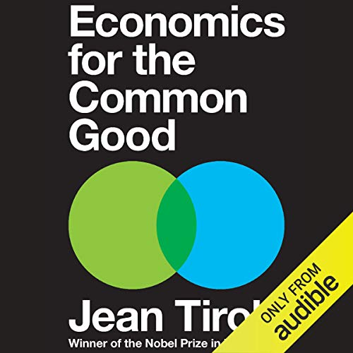 『Economics for the Common Good』のカバーアート