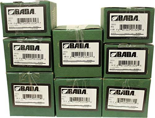 Bada PFE P Steel Wheel Weights .25-2.00 oz. New T27421