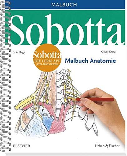 Sobotta Malbuch Anatomie