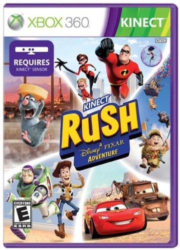 Kinect Rush: Un'Avventura Disney-Pixar [Importación italiana]