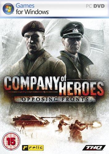 Company of Heroes: Opposing Fronts (PC DVD) [Importación inglesa]