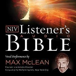professional Listener Audio Bible – New International Version, NIV: Complete Bible: Greatest Vocal Performance.