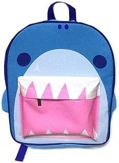 Childrens/Kids Shark Mouth Rucksack