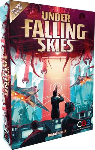 Heidelberger Spieleverlag CZ114 CGE - Under Falling Skies