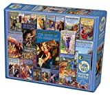 Cobble Hill 1000 Piece Puzzle - Vintage Nancy Drew - Sample Poster Included