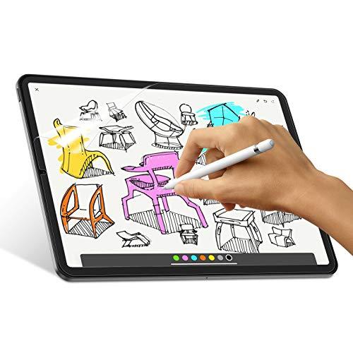 OMOTON [2 Stück] Papier Bildschirmshutzfolie für iPad Air 4(10,9 Zoll), Kompatibel mit iPad Pencil, Schreiben & Zeichnen wie auf Papier