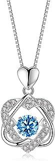 jinyi2016SHOP Necklace Necklace Female Summer Sterling Silver Design Sense Design Sense Pendant Birthday Gift for Friends ...