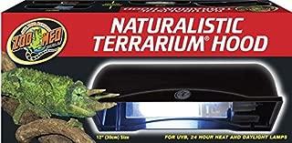 ZOO MED LABORATORIES INC Naturalistic Terrarium Hood 12 INCH
