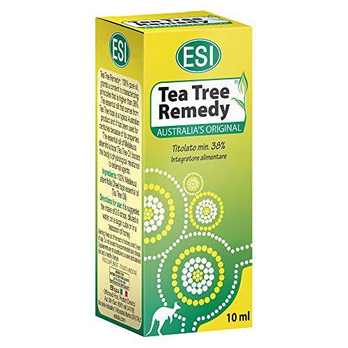 Esi Olio dell'Albero di Tè Integratore Alimentare - 10 ml