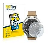 BROTECT 2X Entspiegelungs-Schutzfolie kompatibel mit LG Watch Style Bildschirmschutz-Folie Matt, Anti-Reflex, Anti-Fingerprint