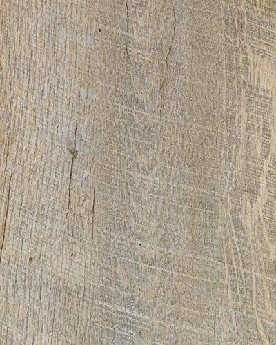 Tarkett Vinylboden Smoked Oak Light Grey | Holzoptik Eiche Hellgrau | PVC Bodenbelag zum Kleben