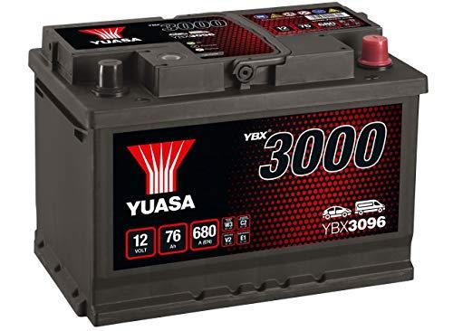 YUASA-Autobatterie, 12V, 75Ah, YBX3096