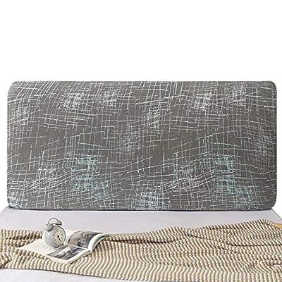 【Tela gruesa de alta calidad】 Nuestra colcha está hecha de tela de poliéster de alta elasticidad, que es suave y no se desvanece fácilmente. Resistente al polvo, manchas, sudor. 【Se adapta a la mayoría de las camas】 Ofrecemos tamaños de cabeza de 120...