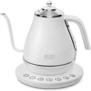 Delonghi Temperature Setting Function Electric Cafe Kettle