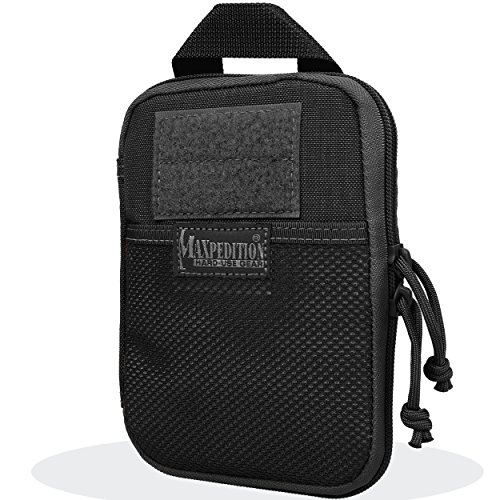 Maxpedition E.D.C. MOLLE Pocket Organizer - Black 0246B