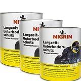 Nigrin 3X 74061 Langzeit-Unterbodenschutz Bitumen schwarz 2