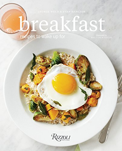 Breakfast: Recipes to Wake Up