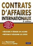 Contrats d'affaires Internationaux 2e ed.