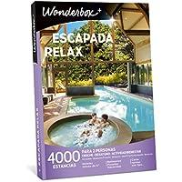 WONDERBOX Caja Regalo -ESCAPADA Relax- 2130 estancias para Dos Personas