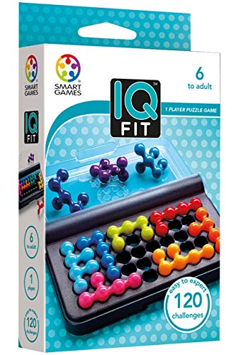 Smart Games-SG423 Iq Fit, mult...