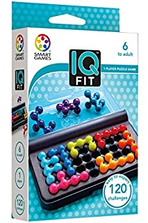 Smart Games SG 423 - Spiel Iq Fit (B008CQI47A) | Amazon price tracker / tracking, Amazon price history charts, Amazon price watches, Amazon price drop alerts