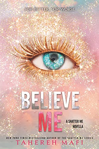 Believe Me (English Edition)