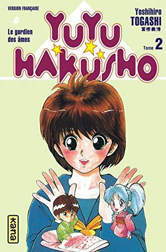 Yuyu Hakusho, tome 2
