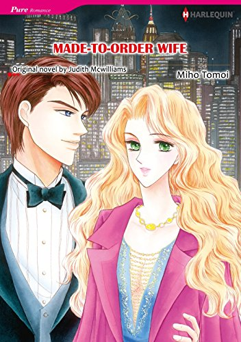 Made-To-Order Wife: Harlequin comics (English Edition)
