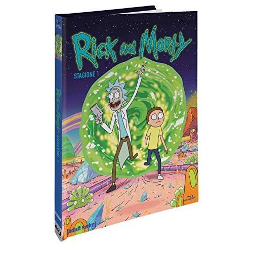 Rick And Morty Stg.1 (Box Dv+Br)