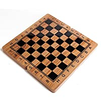 ライフアクセサリーチェスセット折りたたみ木製国際チェスセットピースセットボードゲーム面白いゲームチェスマンコレクションポータブルボード旅行ゲーム(知的思考演習)
