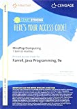 MindTap Programming, 1 term (6 months) Printed Access Card for Farrell's Java Programming, 9th