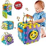 Actrinic Baby-Aktivität Würfelspielzeug