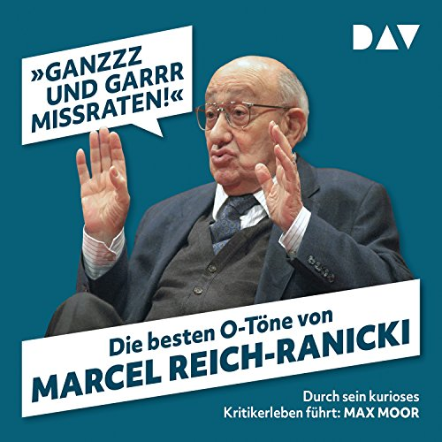 »Ganzzz und garrr missraten« audiobook cover art