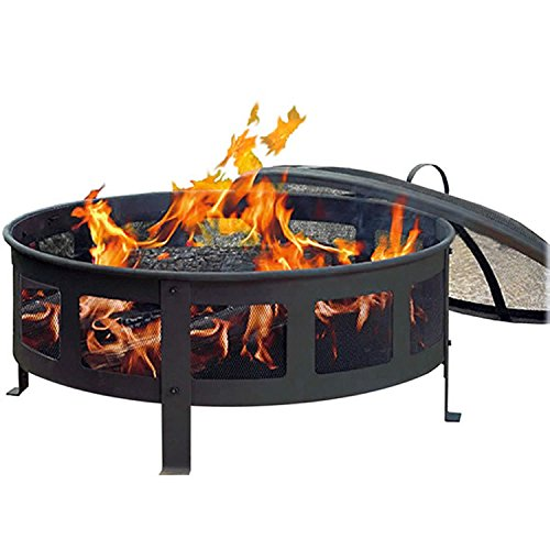 Find Discount CobraCo Bravo Mesh Fire Pit