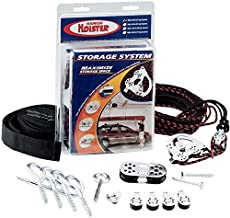 Hoister Direct 7803 - Overhead Storage Hoist for Jeep Top Removal, Truck Caps, Bikes, SUP, Dinghies, Canoes, Kayaks, Surfboards and More. Mount in Your Garage, Shop, Anywhere with a Ceiling.