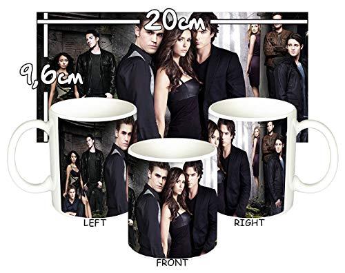 MasTazas Cronicas Vampiricas The Vampire Diaries G Tasse Mug
