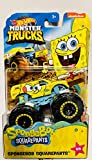 Hot Wheels Monster Trucks Spongebob Squarepants 1/5 Giant Wheels 1:64th Scale 2020