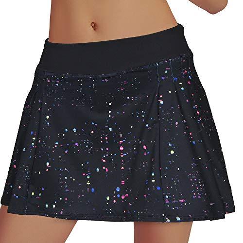 RainbowTree Women's Tennis Skirt...