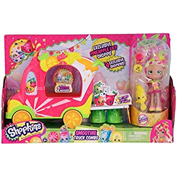Shopkins Shoppies Smoothie Truck Combo Playse | Shopkin.Toys - Image 1