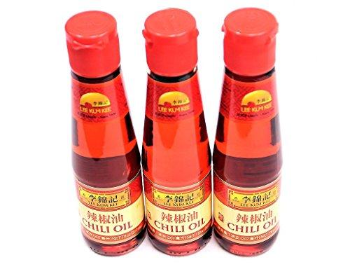 New! Lee Kum Kee LKK Chili Oil 7 oz | Pack of 3