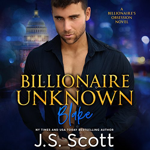 Billionaire Unknown audiobook cover art
