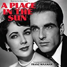 a place in the sun franz waxman