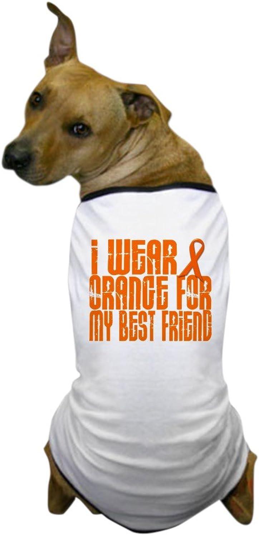 CafePress  I Wear orange For My Best Friend 16 Dog TShirt  Dog TShirt, Pet Clothing, Funny Dog Costume