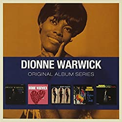 Original Album Series : Presenting Dionne Warwick / Anyone Who Had a Heart / Make Way / The Windows of the World / Valley of the Dolls (Coffret 5 CD)