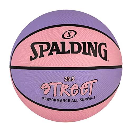 Spalding Street Pink Outdoor Basketball 28.5