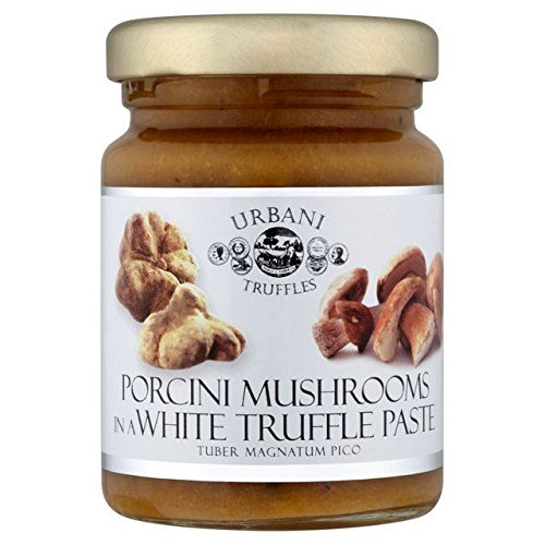 Urbani Tartufi Mushroom in White Truffles Paste - 80g